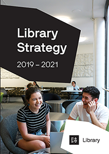 Library Strategy 2019 - 2021