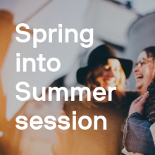 Spring into Summer session