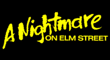 A Nightmare on Elm Street Logo