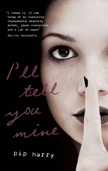 I'll tell you mine - Pip Harry