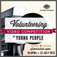Volunteering Video Competition for Young People