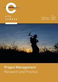Project Management Research and Practice