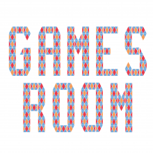 Games Room Icon