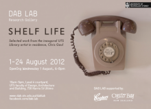 Shelf Life Exhibition