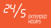24/5 Extended Hours