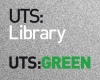 UTS Library and UTS Green